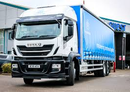 100 Iveco Truck Global Engineering Firm Thyssenkrupp Replaces Fleet With New New