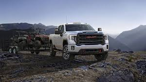 100 Gmc Semi Trucks 2020 GMC Sierra Heavy Duty Pickups First Look