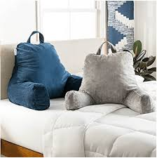 BUY The Best Bed Rest & Backrest Pillow with Arms to in 2018
