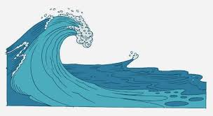 animated wave clipart 1