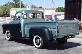1955 Dodge JOB Rated   Ideal Classic Cars LLC Just A Car Guy The Only Other Truck In Optima Ultimate Street 51957 Dodge Truck Factory Oem Shop Manuals On Cd Detroit Iron This Is One Old Warrior That Isnt Going To Fade Away The Globe 1955 Power Wagon Base C3pw6126 38l Classic Custom Royal Lancer Convertible D553 Dodge Google Search Rat Rods Pinterest Chevy Apache For Real Mans Yields Charlie Tachdjian Pomona Swap Meet Pickup Sale Cadillac Mi