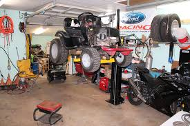 2 Post Car Lift Low Ceiling by My Maxjax Lift Classic Cars And Tools