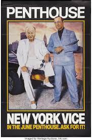 100 Penthouse Maga Newsstand Poster June 1986 One Sheet 295 X