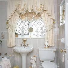 Design Bathroom Window Curtains by Ideas For Bathroom Window Treatmentsdesigns For Bathrooms And