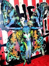 Heidi Klum Halloween 2014 by The Best Celebrity Fancy Dress Costumes Ever