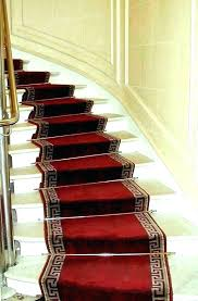 Carpet Runner Roll Runners For Stairs Stair Hall Carpets Plastic