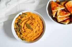 Pumpkin Hummus Recipe Without Tahini by Savory Pumpkin Hummus Sassy Eats