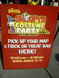 Knotts Berry Farm Halloween Camp Spooky by Knott U0027s Berry Farm Camp Spooky Review In Disneyland