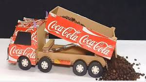100 Dc Toy Trucks Amazing DIY Coca Cola Truck How To Make A Coca Cola Truck With DC