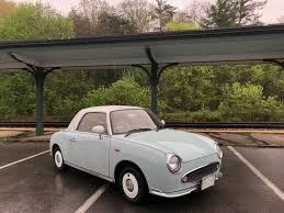 Why You Should Want The Adorable Nissan Figaro | Hagerty Articles