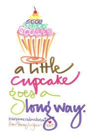 Cupcake Chalkboard Quotes On QuotesTopics