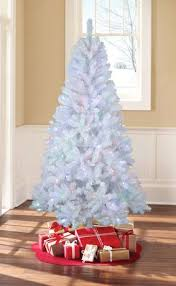 White Christmas Trees Walmart by Awesome Picture Of Holiday Time Pre Lit Christmas Trees Fabulous