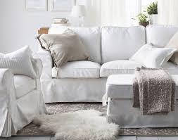 Ektorp Sofa Bed Cover Red by Ektorp Series Ikea