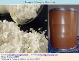 api cuisine tilmicosin base cas 108050 54 0 tilmicosin phosphate cas 137330 13 3