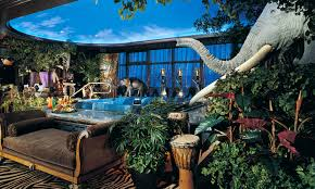Safari Inspired Living Room Decorating Ideas by Peppermill Tower Safari Adventure Super Suite Peppermill Resort
