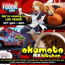 100 Vegas Food Trucks Okamoto Kitchen Is Coming To Las Okamoto Kitchen