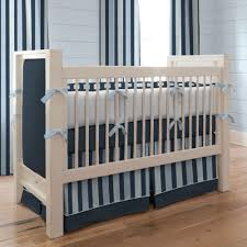 Navy And Coral Crib Bedding by Navy Blue Crib Bedding Creative Ideas Of Baby Cribs