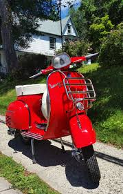 1968 Vespa Sprint VLB Including Front Rack And Sports Exhaust