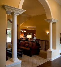 Spectacular Arch Designs Dining Room Ior For House Open Concept Living With Pillars Design Pictures Designer Plans X