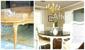 Picturesque How To Paint Dining Table Painted Room Tables Pictures Of Images Perfect Painting
