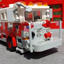 100 Model Fire Trucks FDNY Lego Model Fire Trucks