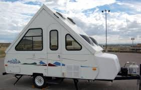 If You Like The Idea Of A Hard Sided Travel Trailer But Want To Be Able Store Your Camper In Garage An Frame Might Best Bet