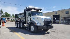 2016 MACK GU813 DUMP TRUCK FOR SALE #556634