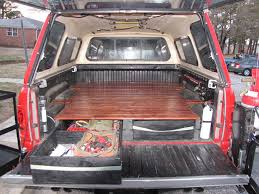 Truck Camping Drawer - Google Search | Tacoma Truck Camping ... Side Shelve For Storage Truck Camping Ideas Pinterest Fiftytens Threepiece Truck Back Hauls Cargo And Camps In The F150 Camping Setup Convert Your Into A Camper 6 Steps With Pictures Canoe On Wcap Thule Tracker Ii Roof Rack System S Trailer The Lweight Ptop Revolution Gearjunkie Life Of Digital Nomad Best 25 Bed Ideas On Buy Luxury Truck Cap Camping October 2012 30 For Thirty Diy