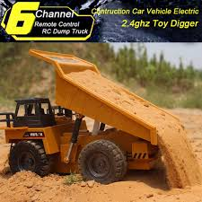 Qoo10 - 2.4 Ghz 6 Channels RC Remote Control Dump Truck Digger ... Yamix Rc Dump Truck For Kids 164 Mini Remote Control How To Make From Cboard Mr H2 Diy Fisca Authorized By Mercedesbenz Arocs Sgile 6 Channel Toy Full Function Buy Cat Cstruction Machine Online At Universe Huina Toys 540 Six 6ch 112 40hmz Rc Metal Dump Truck 4ch Bruder Mack Youtube Ch 24g Alloy Double E Heavy Industry 126 Scale Rechargeable Remote Control Dump Truck Eeering Car Electric