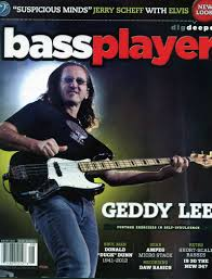 Smashing Pumpkins Bassist 2012 by Rush Is A Band Blog Geddy Lee August Bass Player Cover Feature