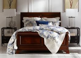 Noble Excellence Bedding by Delmore Paisley Duvet Cover And Alexis Silk Comforter Ethan