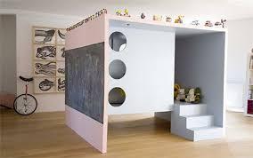 cabane dans chambre cabane pour enfant