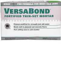 Versabond Thinset For Porcelain Tile by Flooring Tools And More