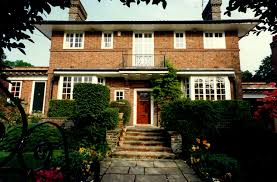 100 Houses In Hampstead House In Anthony Paine