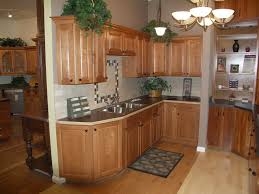 Best Floor For Kitchen by Bathroom Black Merillat Cabinets Plus White Floor And White
