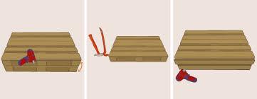 assise canape fabriquer un canapé en palette canapé
