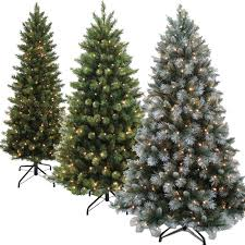 4ft Green Pre Lit Christmas Tree by Pre Lit Metal Christmas Tree Christmas Lights Decoration