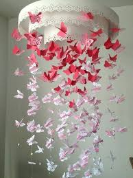 Diy Paper Butterfly Wall Decor These Mobile Are Good Ideas From Home Design Software Free Download Full Version