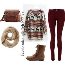 Fashion And Sweater Image Clothes