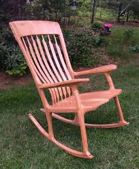 Maloof Style Chair Part Deux : Woodworking