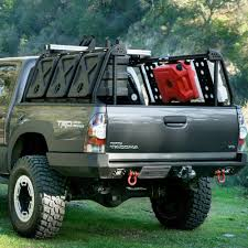 100 Short Bed Truck Tacoma Rack Active Cargo System For Toyota S