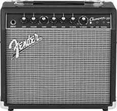 Fender 2x10 Guitar Cabinet by Fender Champion 20 Guitar Amp Long U0026 Mcquade Musical Instruments