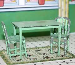 1930s Kitchen Chairs Photo