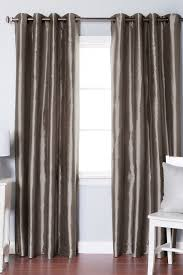 Eclipse Thermalayer Curtains Grommet by Best Home Fashion Inc Dupioni Faux Silk Grommet Top Blackout