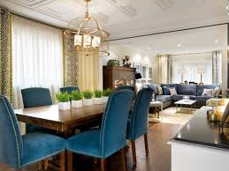 Hctal Eclectic Dining Room Decoration