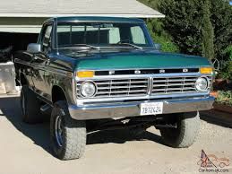 1977 FORD F-150 RANGER FULL SIZE TRUCK, 72,000 MILES, EXCELLENT ...