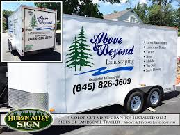 Above And Beyond Landscaping - Hudson Valley Signs Trucks Equipment Tompkins Excavating Hudson River Truck And Trailer In Steyers Valley Auto Inc 468 Malden Turnpike Saugerties Ny Middletown Couple Seriously Injured Route 17 Crash News Trailers Enclosed Cargo Ovens For Sale Itsa Pizza Police Investigate Pleasant Twovehicle Crash With Fuel Spill Gallery