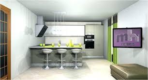 am駭agement salon cuisine ouverte am駭ager une cuisine de 8m2 100 images am駭ager une cuisine 100
