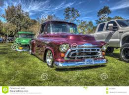 100 50s Chevy Truck A Pair Of S Editorial Image Image Of