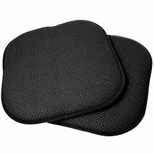 Memory Foam Chair Pads 4 Non Slip Back ... Rocking Chair Cushion Set Theodore Alexander Ding Room Country Lifestyle Arm Best Baby Bouncer Chairs The Best Uk Bouncers And Deals Sales For Fniture Cushions Bhgcom Shop Seat Pads Quilted Memory Foam With Ties Birthing Chair Wikipedia Chairs Patio Home Depot Amazoncom Office Stain Resistant Gripper Kitchen Wayfair